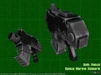 Bolt Pistol